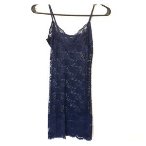 💎💎2 for $15💎💎sexy lace slip dress